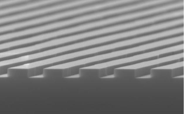 纳米光栅模板