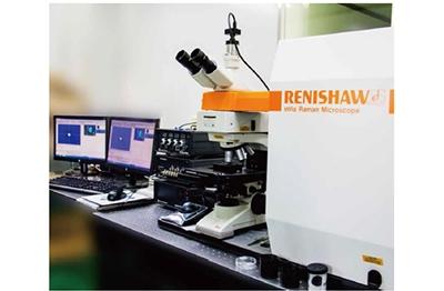 英国RENISHAW inVia 显微共聚焦拉曼光谱仪(RAMAN)